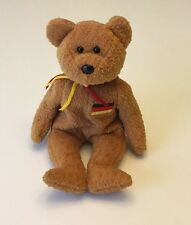 Ty Beanie Baby Germania - (Bear German Country Exclusive 1990) No Hang Tag