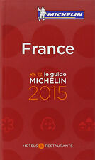 France Michelin Guide: 2015 by Michelin (Paperback, 2015)