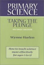 Primary Science: Taking the Plunge-ExLibrary