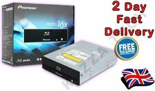 Pioneer BDR-S09XLT Internal SATA 16x Blu-Ray BD RW Reader Writer Burner BD/DVD