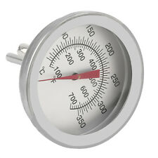 Stainless Steel Cooking Oven Thermometer Probe Thermometer Food Meat Gauge DE