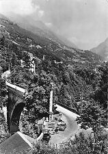 BR5997 La Colonne et le Pont Napoleon Luz St Sauveur    france