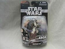 2006 NEW MOC STAR WARS THE SAGA COLLECTION SEALED FIRESPEEDER PILOT