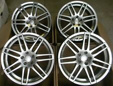 "17"" ALLOY WHEELS FITS AUDI A1 A3 GOLF POLO BEETLE FABIA IBIZA CT200h RS 4B SI"