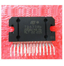 1PCS IC TDA7386 ZIP-25 ST Amplifier NEW