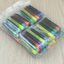 Fountain Pen ink 30PCS 5ml 2.7 mm interface Mixed color Ink Refill Cartridg hot
