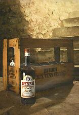 Publicité Advertising 1980  BYRRH aux vins vieux