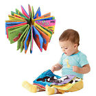 Pretty Likesome Infant Baby Children Kids Development Cloth Book Cognize Toys