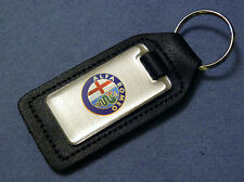 NEW ALFA ROMEO GENUINE LEATHER KEY RING ROMEO GIULIETTA MITO