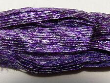 5mm Metallic Multi Colour Ribbon