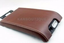 Fits F150 Lariat King Ranch Edition Real Genuine Leather Center Armrest 09-14