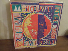 """LP 12"""" OMD - The pacific age - NM/VG++ - VIRGIN - 207 860  GERMANY"""