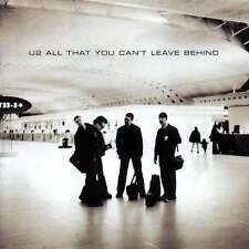 All That You Can'T Leave Behind - U2 CD ISLAND