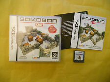 NINTENDO DS GAME: SOKOBAN DS-GAMES-MULTILINGUE-ITA-ITALIANO