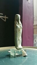 Rare and genuine ancient egyptian african shabti ushabti burial figure antiquity