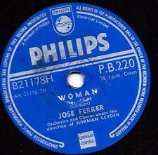 Rosemary Clooney : Man  +  Jose Ferer : Woman