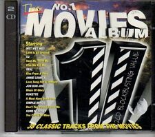 (FD738) The No.1 Movies Album, 2Disc, 38 tracks - 1995 CD