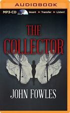 The Collector by John Fowles (2015, MP3 CD, Unabridged)