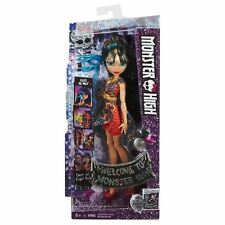 Monster High bienvenido a Monster High Cleo De Nile.