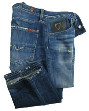 7 FOR ALL MANKIND Jeans | in W36/L34 ( The Straight ) blue HTC Collection