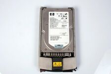 QUALITY USED HP 72GB 15K SAS Hard Drive and chassis HP Model BD0728A4C4