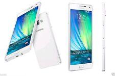 """Samsung Galaxy A7 Duos SM-A700YD 5.5"""" Dual Sim LTE White 16GB Factory UNLOCKED"""