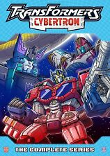 Transformers Cybertron Animated Complete Series DVD Set Collection TV Show Film