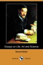 Essays on Life, Art and Science by Samuel Butler (2008, Paperback)