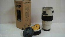 Sony 70-200mm f/2.8G SAL70200G Lens 1:1 Thermos Stainless Coffee Cup Travel Mug