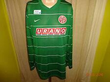 """FSV Mainz 05 Original Nike Junior Spieler Rohling Trikot 12/13 """"URANO"""" Gr.XL Neu"""