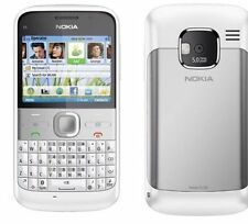 New Housing Body Panel For Nokia E5 - White Color