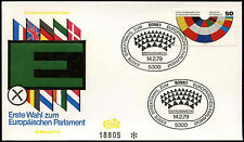 West Germany 1979 1st Direct Elections FDC First Day Cover #C29209