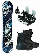 155cm Airtracks Jungle Rocker Snowboard+Symb Bindings+Boots 3pc Package rate480