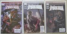 SENSATIONAL SPIDER-MAN # 32-34 BACK IN BLACK Marvel Comics (3) COMIC RUN NM