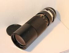 VINTAGE TAMRON 300mm F5.6 with KONICA EE BAYONET MOUNT