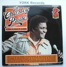 CHARLEY PRIDE - The Collection - Excellent Con Double LP Record Camden PDA 058