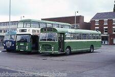 Crosville RE SRG182 & VR DVL459 Bus Photo