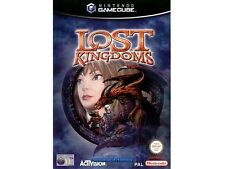 ## Lost Kingdoms (deutsch) Nintendo GameCube Spiel // GC - TOP ##