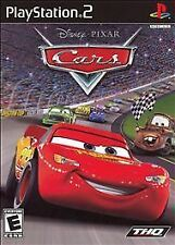 Cars - Playstation 2 Game - FREE SHIPPING