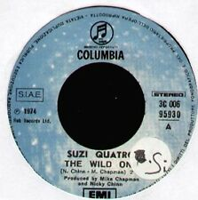 SUZI QUATRO - The Wild One / Shake My Sugar