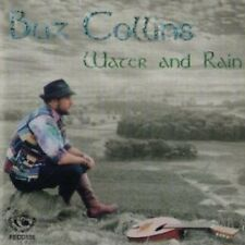 Buz Collins Water And Rain CD NEW SEALED Folk