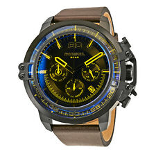 Diesel Deadeye Blue Dial Chronograph Mens Watch DZ4405