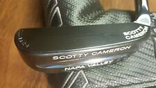 """***RARE NEVER USED Limited Release Scotty Cameron 2006 Napa Valley Putter 35""""**"""