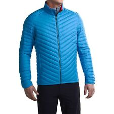 KJUS Blackcomb Down Jacket (For Men)Size:L(52)Malta Blue.NWT.