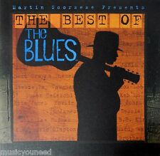 Martin Scorsese Presents: The Best of the Blues - Various (CD 2003) Nr MINT