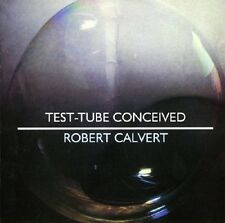 Robert Calvert Test-Tube Conceived CD NEW SEALED 2003 Hawkwind