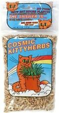 Cosmic Cat Toy Catnip Cosmic Kitty Herbs 4 oz Bag 33% more FREE Made in USA