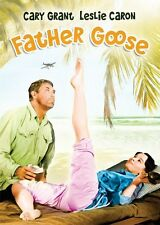 Father Goose DVD Region 1