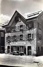 2198/ Foto AK, St. Gallen, Gasthaus Gambrinus, ca. 1935