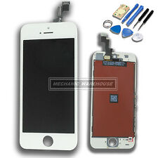 White Apple iPhone 5S 5GS Replacement LCD Digitizer Display Touch Screen Tools